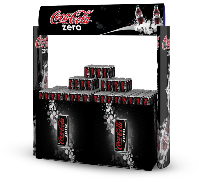 Flash Combo Coke Zero